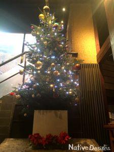 クリスマスツリー 高さ3.5m